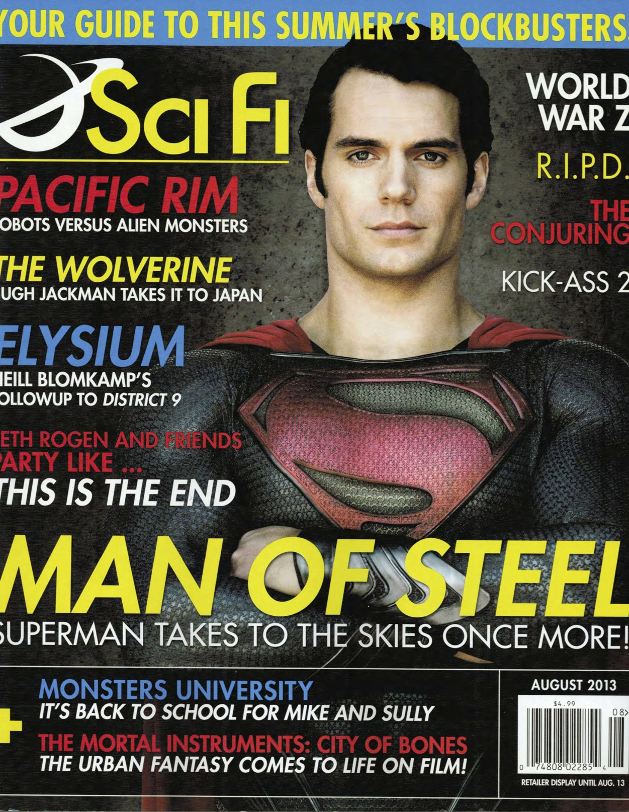 Image result for sci fi magazine